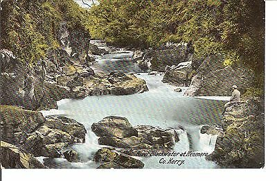 River Blackwater Kenmore Co. Kerry early postcard