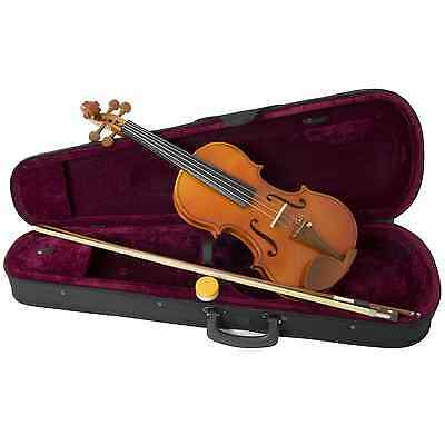 Beginners 4/4 Size Violin Outfit with Violin Bow, Case & Rosin