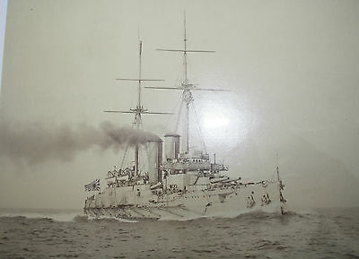 Armstrong Whitworth & Co. on the Tyne. KASHIMA JAPANESE NAVY SEA TRIALS