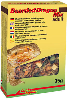 Lucky Reptile Bearded Dragon Mix Adult - 35 g