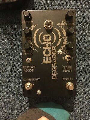 Industrialectric Echo Degrader Etched Rare