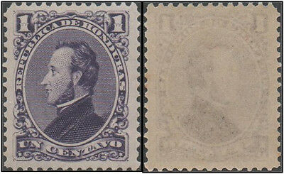 Honduras. 1942 Airmail - The 100th Anniversary of the Death of General Morazan