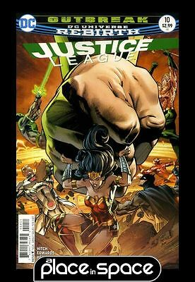 Justice League, Vol. 2 #10A (Wk49)