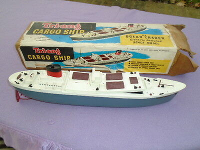 M.S Ocean Trader Electric Powered Scale Model
