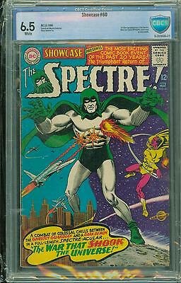 Showcase Comics #60 [1966] Certified[6.5] 1St Spectre