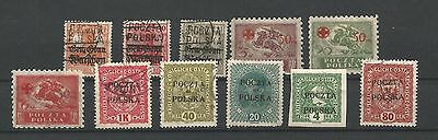 poland,locals,lot 1 mh/used