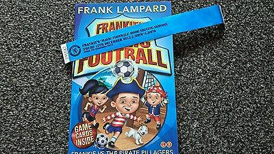 Frank lampard signed book