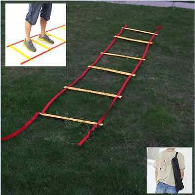 6 Metre 12Rung Speed Agility Fitness Training Ladder Footwork Football Soccer