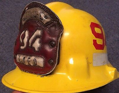 Los Angeles City Fire Department Used Station 94 Firefighter Phenix Fire Helmet.