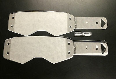 Scott USA Prospect Series Pro Stack Tear Offs For Goggles Laminated 2X7 Packs