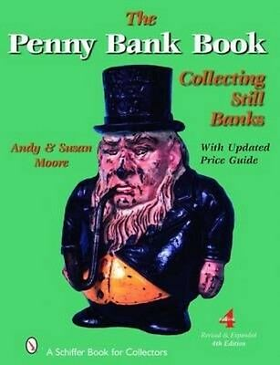 The Penny Bank Book by Andy Moore Hardcover Book (English)