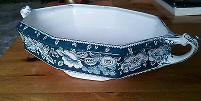 antique till & sons burslem serving tureen dish