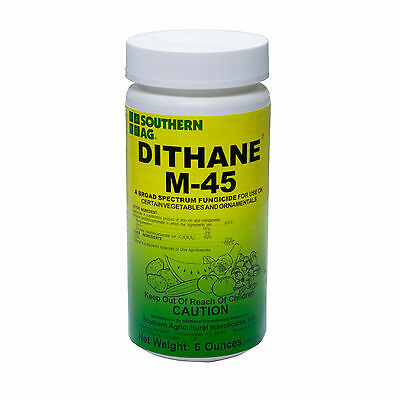 Fungicide For Leafspots Rust Botrytis Anthracnose Blights Mildew DITHANE M-45
