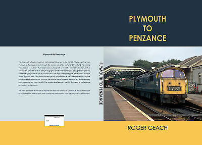 New railway book just published Plymouth to Penzance