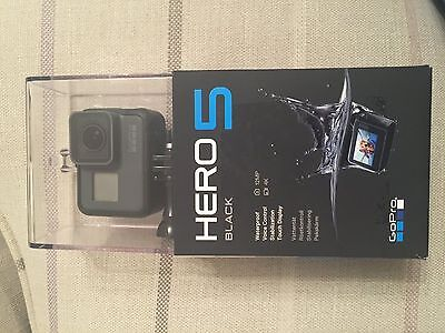 GoPro HERO5, 4K Camcorder - Black (Latest Model)