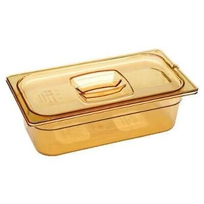 Rubbermaid® Commercial Hot Food Pans RCP 224P AMB
