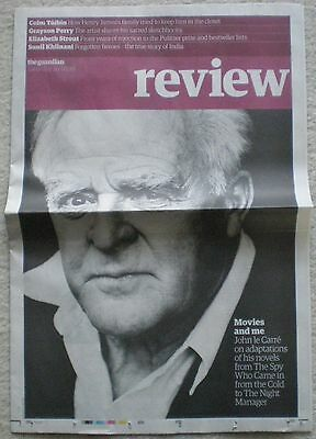 John le Carre – the Guardian Review – 20 February 2016