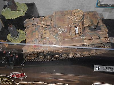 1/32 Forces Of Valor Wwii German Panzer Iv Ausf, F Eastern Front 1943 Enthusiast