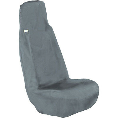 Hdd Universal Front Grey Seat Cover