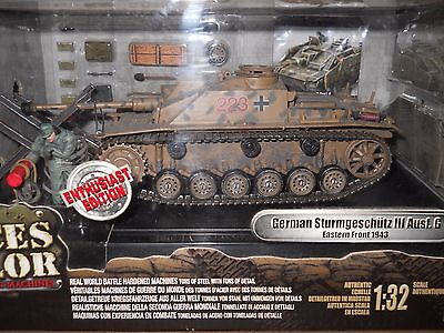 1/32 Forces Of Valor Wwii German Sturmgeschutz Iii Ausf. G Eastern Front 1943