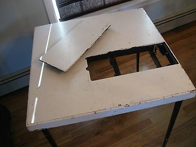 Singer Folding Sewing Table for  Featherweight 221 Machine