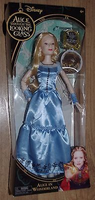Disney Alice Through the Looking Glass new doll blue dress