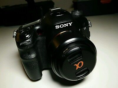 Sony Alpha SLT-A99 DSLR Camera Body (24.3MP)