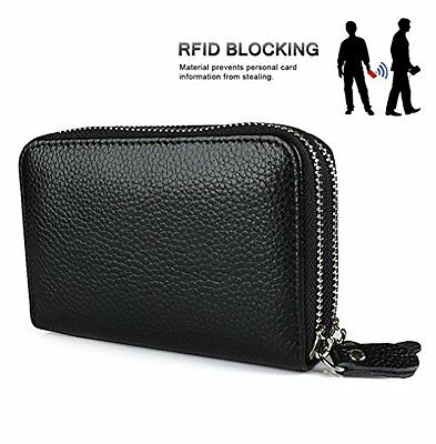 RFID Travel Wallet,Smater Credit Card Safe Travel Pocket/Holder/Case Protector 2