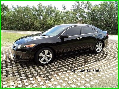 2010 Acura TSX 2.4 2010 TSX Carfax certified Excellent condition Spotless Florida beauty