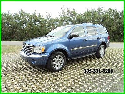 2007 Chrysler Aspen Limited 2007 Aspen Limited Carfax certified One Florida owner Only 34k original miles
