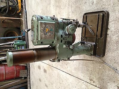 Maquinas industrial Bench Drille model FB20mm, 3 Phase 415 volt
