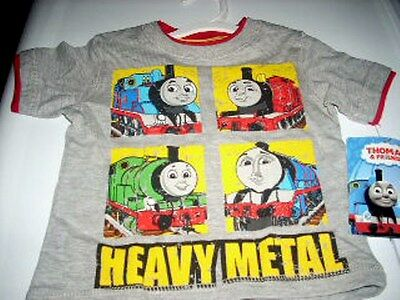 THOMAS THE TANK SHORT SLEEVE T SHIRT ( SIZE 12 months) NEW!!!