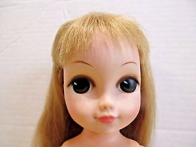 Vintage 1965 LOVE ME LINDA BIG EYE Vogue Doll Big Eye Doll