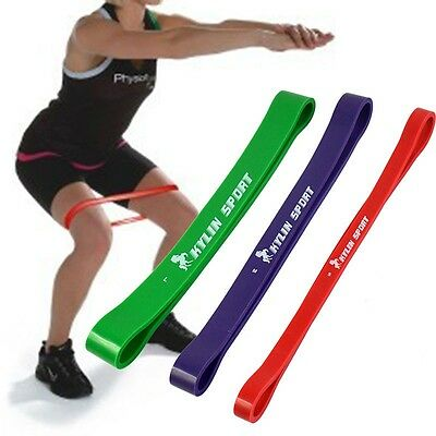 Fitness Training Exercise Crossfit Strength Pull Up Loop Resistance Band