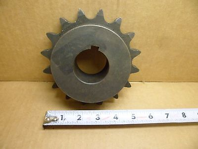Martin 80Bs16 1 3/4 Roller Chain Sprocket 1 3/4 Bore 3/8 Keyway 16 Tooth Nos