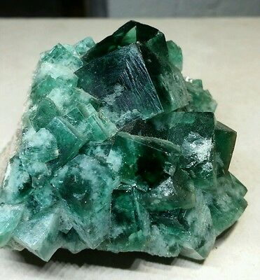 Fluorite, Blue Bell Pocket, Rogerley Mine, England