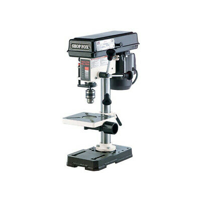 Shop Fox W1667 Bench Top Oscillating Drill Press 8-1/2-inch OSC-1/2 HP