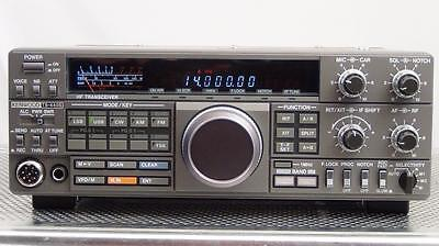 Kenwood TS-440SAT Transceiver - TS440 - OUTSTANDING Condition with Guarantee !!