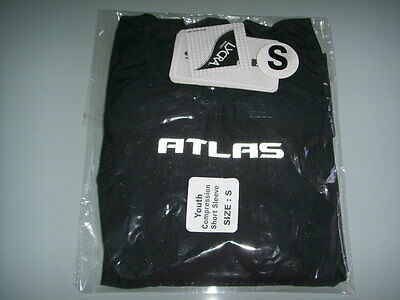 ATLAS Youth Compression Short Sleeve Top - Size S - BRAND NEW