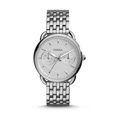 New Fossil Watches Tailor Multifunction Stainless Steel