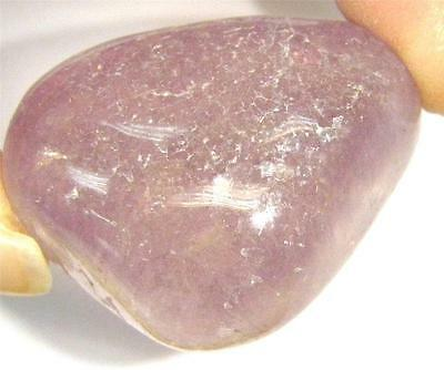 Well Polished Fluorite Stone - 38.4 g (from China)