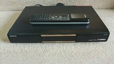 HUMAX PVR-9300T - Twin Tuner Freeview Box 320GB. Free local delivery / setup