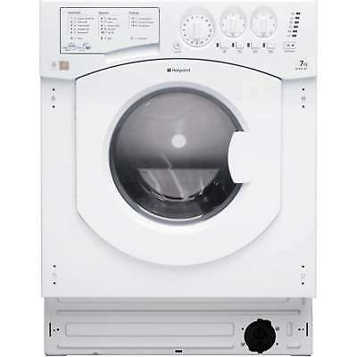 Hotpoint Aquarius BHWD149/1 7/5kg 1400 Spin Integrated Washer Dryer White