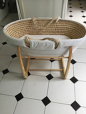 baby moses bassinet