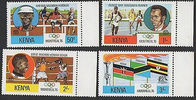 Kenya stamps. 1976 Olympic Games - Montreal, Canada. MNH