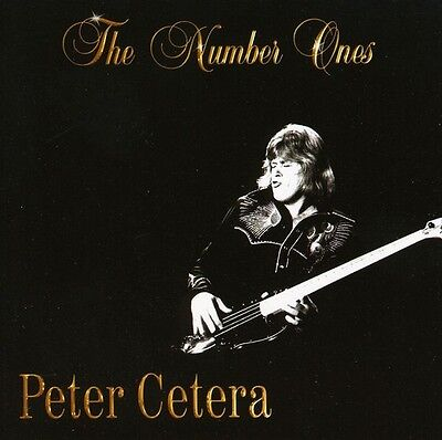 Peter Cetera - Number Ones [New CD]