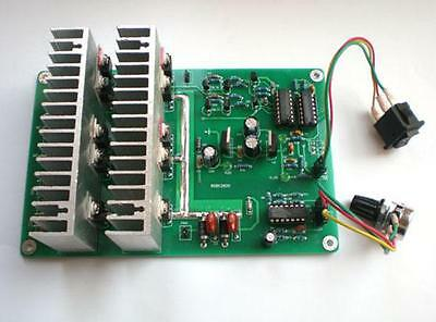 Reversible 100A DC Motor Speed Controller PWM AU