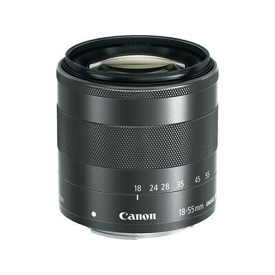NEW Canon EF-M 18-55mm f/3.5-5.6 IS STM Lens with 1 Year Warranty