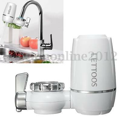 LTS-86 Tap Faucets Water Filter Washable Ceramic Faucets Mount Water Purifier