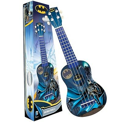 Batman Ukulele
